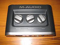 Звуковая карта M-Audio Fast Track