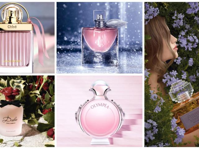 Женские весенне-летние ароматы