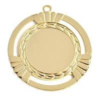 Медаль наградная золото