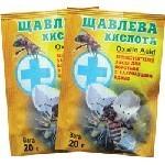 Щавелевая кислота против варроатоза пчел