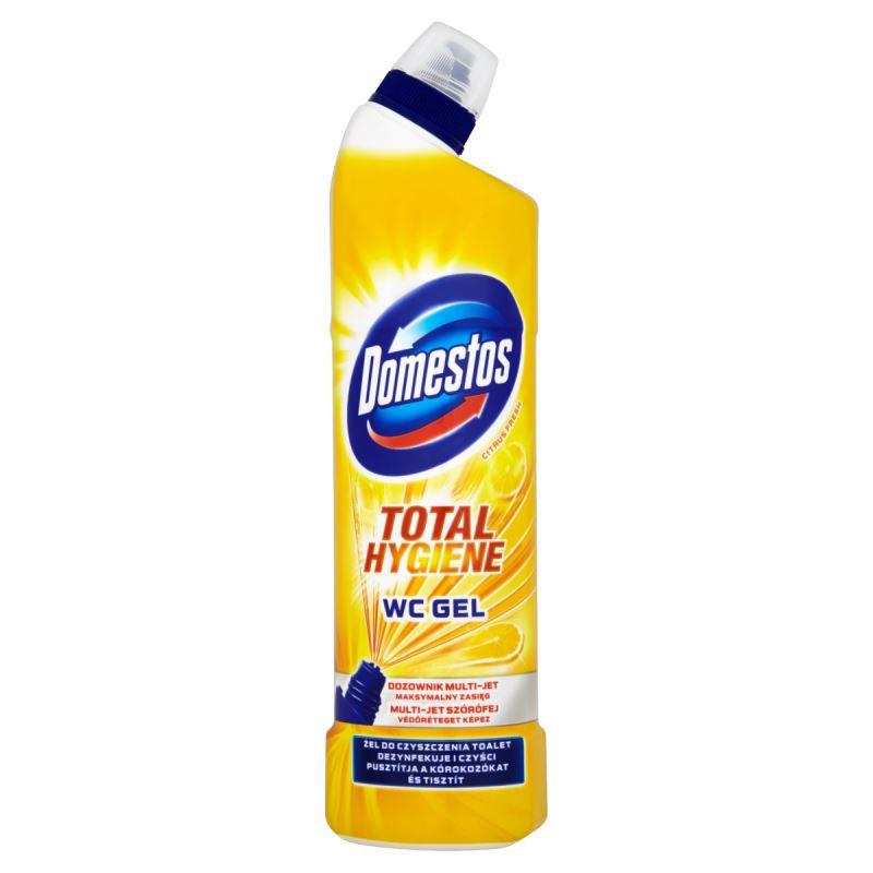 Засіб для чищення Domestos TOTAL HYGIENE WC GEL Citrus fresh 700 мл