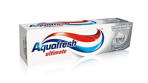 Зубна паста Aquafresh Ultimate Whitening
