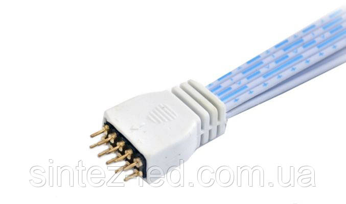 Коннектор RGB 10 pin папа Код.52539, фото 2