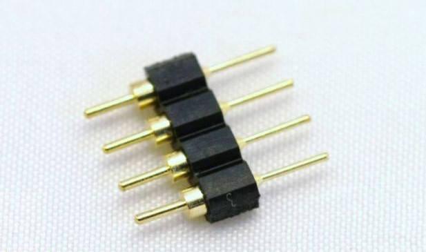 Коннектор RGB 4 pin папа Код.52453, фото 2