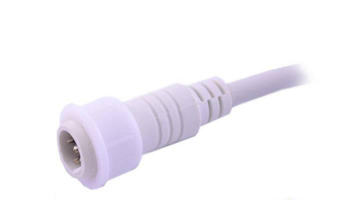 Соединительный кабель герметичный 5 pin папа (1 разъем) Код.52449, фото 2