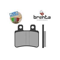 Лучшие органические тормозные колодки на PEUGEOT, ITALJET, DERBI Brenta FT3048