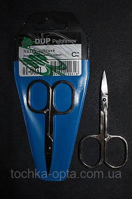 Маникюрные ножницы для ногтей DUP 0031 прямые