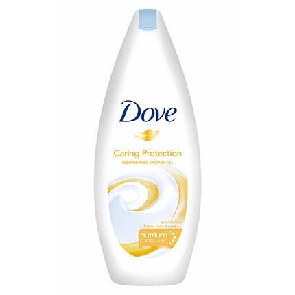 Захисний гель для душу Dove caring protection 250 мл, фото 2
