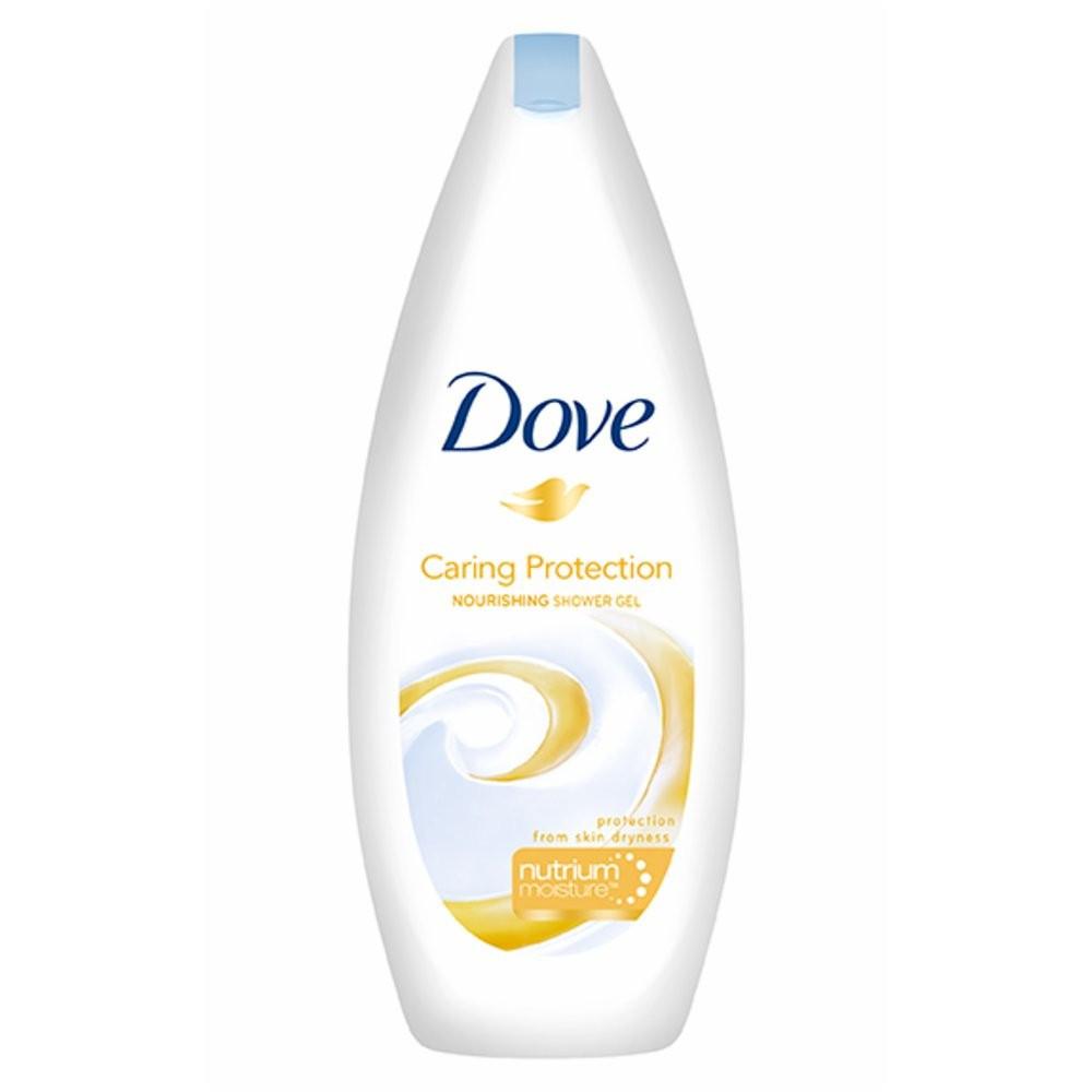 Захисний гель для душу Dove caring protection 250 мл