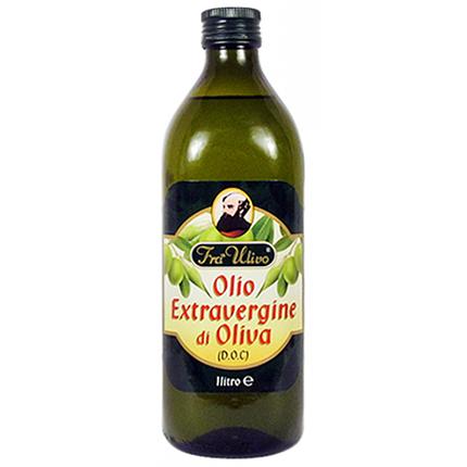 Італійська оливкова олія Fra Ulivo Olio Extravergine 1 л, фото 2