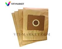 Мешки  бумажные 4шт  Filtero эконом для пылесосов ARIETE, DAEWOO, SANYO, SHIVAKI код DAE 01(4)