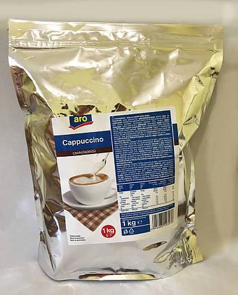 Капучіно Aro Csokoladeizu (шоколад) 1 кг., фото 2