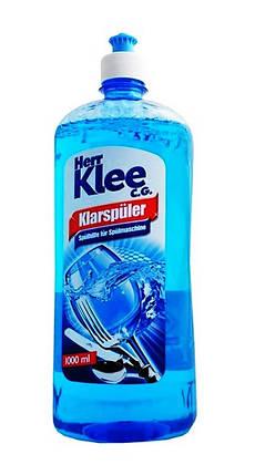 Ополіскувач для посудомийної машини Herr Klee 1000 мл, фото 2