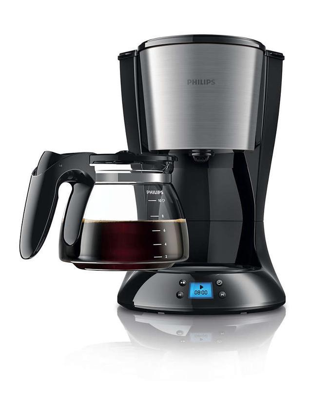 Кофеварка Philips Daily Collection HD745920