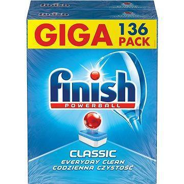 Миючий засіб в таблетках Finish Classic 136 шт