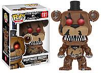 Фигурки 5 ночей с Фредди Кошмарный Фредди Nightmare Freddy /111 Funko Five Nights at Freddy's