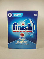 Finish - Таблетки для посудомоечных машин Classic 68 шт, фото 1