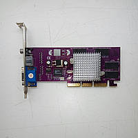 Видеокарта AGP GeForce4 MX400 64mb