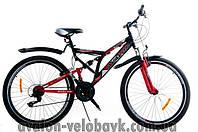 Двухамортизационный  Велосипед