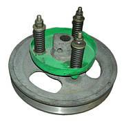 Механизм предохранительный зернового шнека 54-2-21-2Б комбайна Нива ск-5