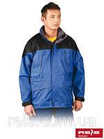 Весенняя куртка защищающая от ветра и дождя SPRING-BLUE NB