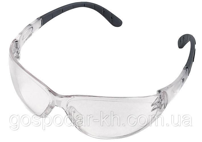 Защитные очки Stihl Contrast, прозрачные