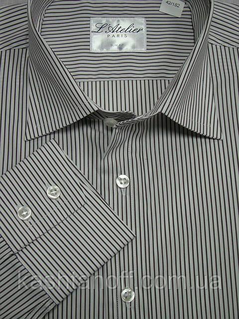 Рубашка стретчевая