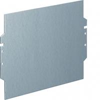 Монтажна пластина для щитків VU, 3-рядна Hager (VZ453N), фото 1