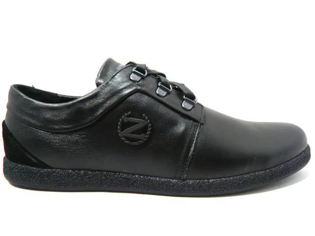 Туфли мужские * Zangak 94 черный