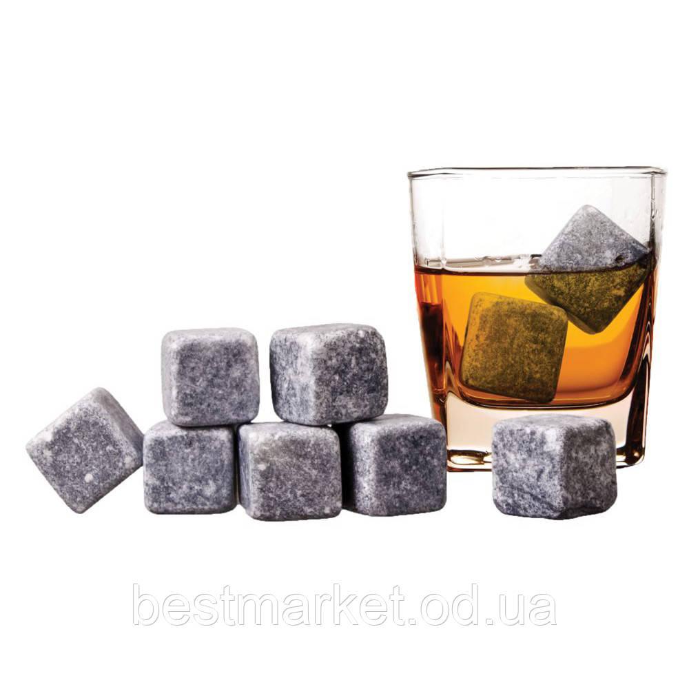 """Камни для охлаждения Виски """"Whiskey Stones"""""""