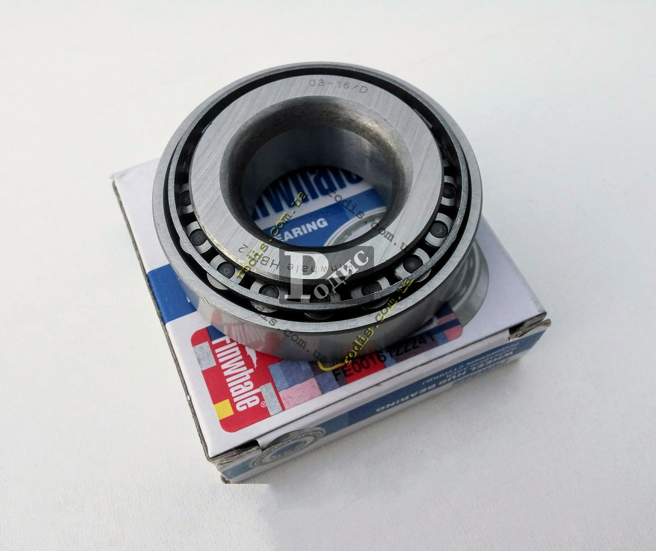 Подшипник ступицы ВАЗ 2101-07 бол. (коробка) —  передней ступицы внутренний 2101 2102 2103 2104 2105 2106