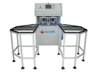 2 Axis CNC управляемый автоматический поверхности и ПВХ Корнер Машина для мойки ORBIT e-CNC