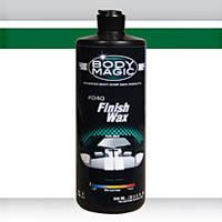 Bodymagic 040 - Finish wax, средство для удаления полировочной пыли, пасты и др. 0.946