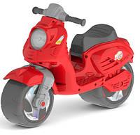 Детский Мотоцикл-Скутер Орион 502 красный