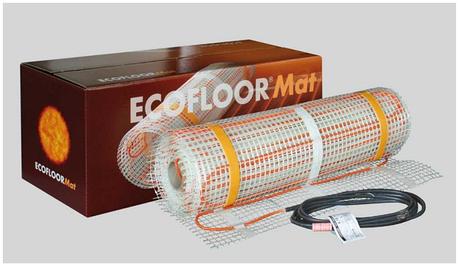 Ecoflor( Fenix ) маты нагревательные
