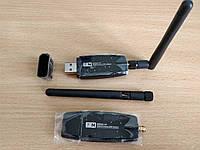 USB Wi-Fi адаптер Ralink RT5370, для спутниковых тюнеров-рессиверов, TV BOX