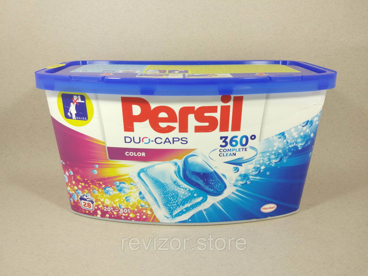 Persil - Капсулы для стирки Color 28шт, фото 1