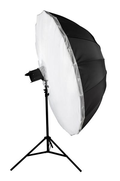 """Фотозонт из стекловолокна 40"""" (черный/белый)(48042)"""