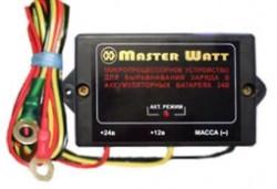 """""""Колдун""""- микропроцессорное выравнивающее устройство 24В (балансир заряда) Master Watt (Украина)"""