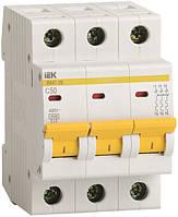 Автоматический выключатель ВА47-29 3P 50A 4,5кА х-ка C ИЭK