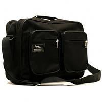 Мужская сумка через плечо Wallaby 35x24x10  (мужские сумки для документов) , фото 1