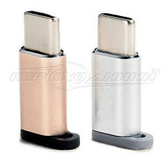 Переходник micro USB 2.0 Female to USB Type-C