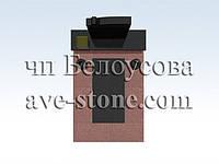 Эскиз памятника, изготовление памятников в симферополе, фото 1