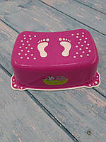 """Подставка для ног детская """"Zoo"""" с антискользящей резиной, Maltex"""