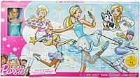Barbie адвент-календарь Барби Careers Advent Calendar. Оригинал. Mattel