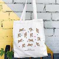 Эко-сумка для покупок Коала