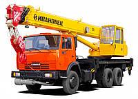 Автокраны Ивановец Машека Liebherr 20, 25, 30 тонн