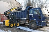 Вывоз строительного мусора и снега