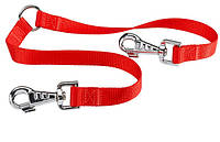 Нейлоновый поводок для двух собак TWIN 10/36 ferplast