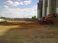 Подготовка и планировка промышленных территорий и строительных площадок